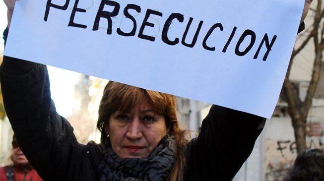 Despido de Cáceres en PAMI: llevarse los fueros puestos