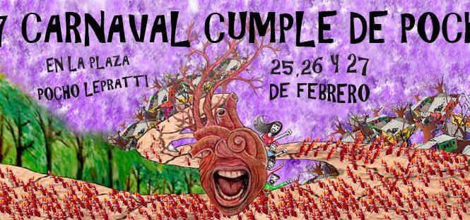 Carnaval Cumple de Pocho en Ludueña