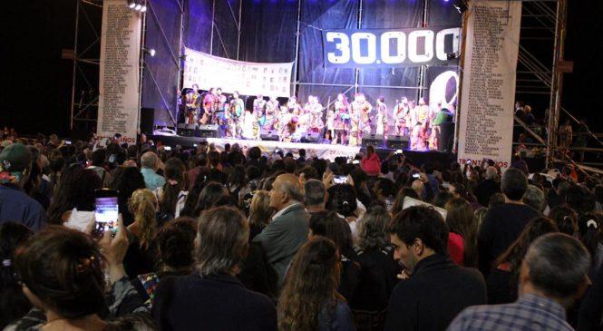 Junto a una multitud, la CTAA se movilizó en Rosario este 24 de marzo