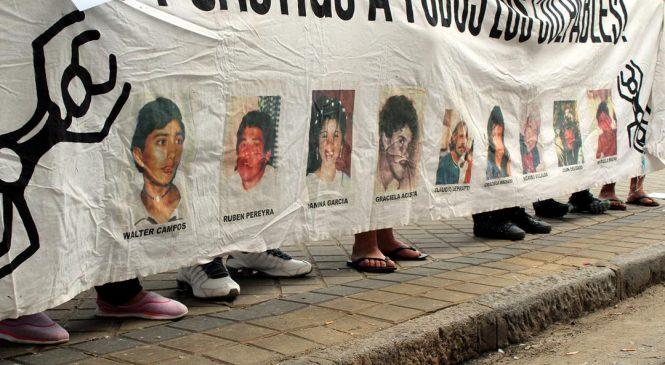 """17 años del 2001: """"para el poder judicial, nadie mató a los asesinados"""""""