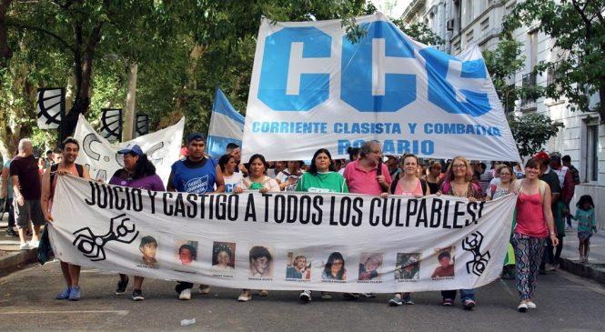 Rosario reivindicó el Argentinazo y exigió justicia por los asesinatos del 2001