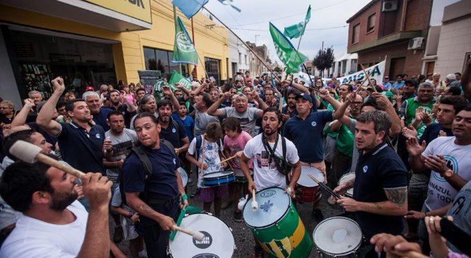 Fabricaciones Militares: Rotundo rechazo de ATE al DNU de Macri