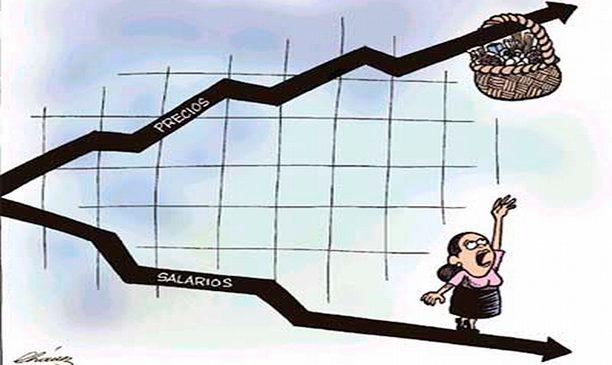 De pobreza cero a pobreza récord