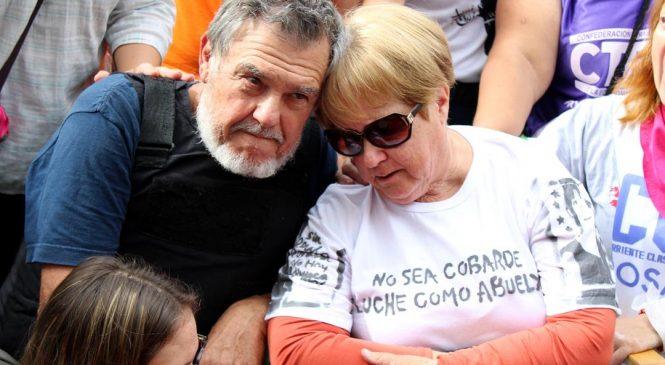El poder judicial desapareció otra vez a Paula Perassi