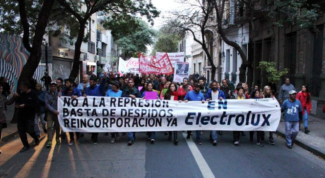 Electrolux: solidaridad obrera, victoria judicial y patota gremial