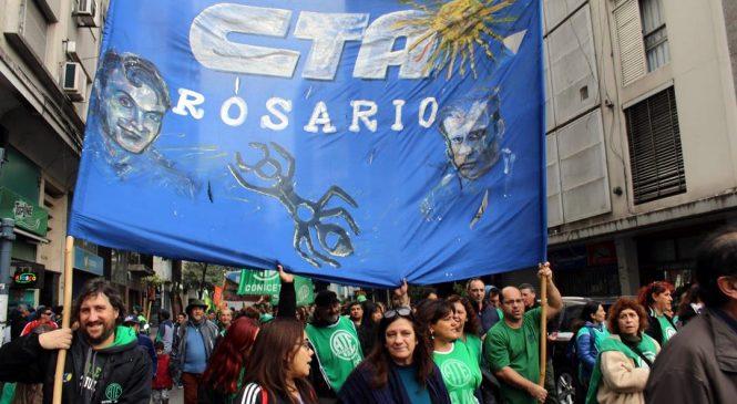 La CTAA Rosario ante el cambio de gobiernos