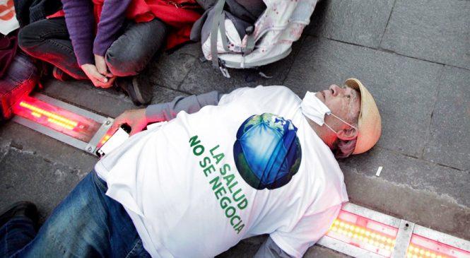 """Congreso contra los agrotóxicos: """"Porque no hay salud humana en territorios enfermos"""""""