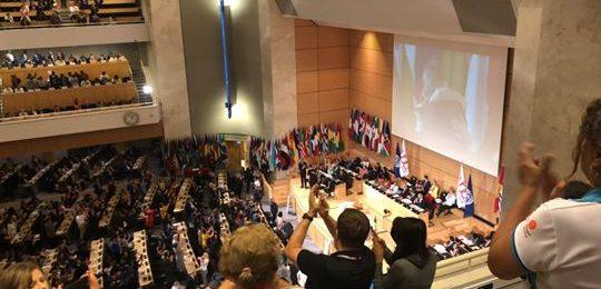 El Convenio sobre Violencia y Acoso en el Mundo del Trabajo fue aprobado hoy por la OIT