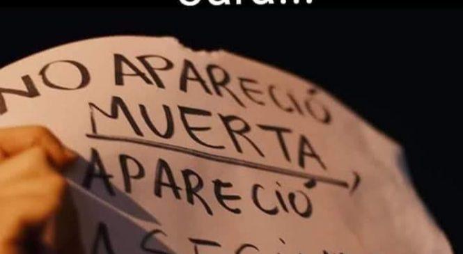 Concentración a dos años de la desaparición de Rosalía Jara