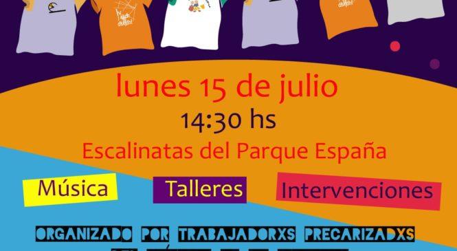 Festival de trabajadores del tríptico de la infancia