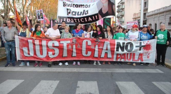 La CTAA exigió justicia por Paula Perassi a 8 años de su desaparición