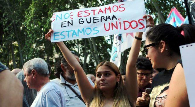 La CTAA se expresó contra la barbarie de Piñera
