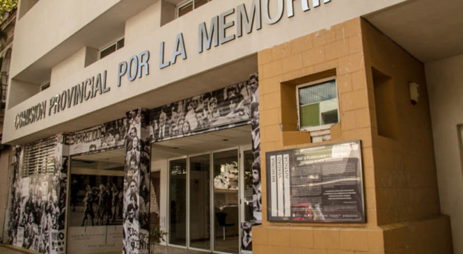 Solidaridad con la Comisión Provincial de la Memoria y Pérez Esquivel