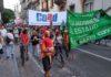 """Miles gritaron """"NO al golpe en Bolivia"""""""