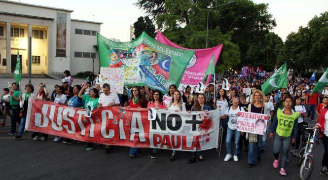 Marcha por justicia por Paula Perassi