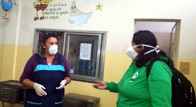 Pandemia: recorridas, denuncias y reclamos