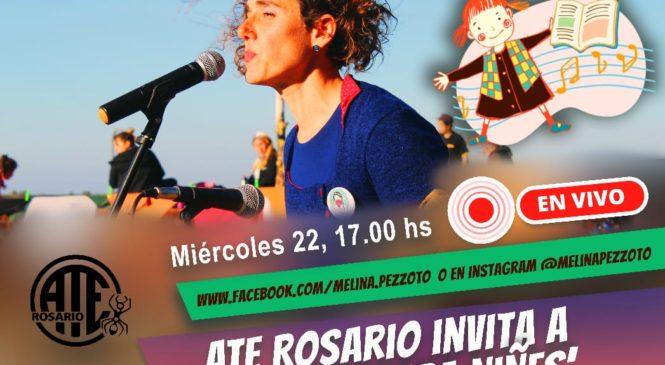 CTAA y ATE Rosario presentan #RelatosParaEncontrarnos