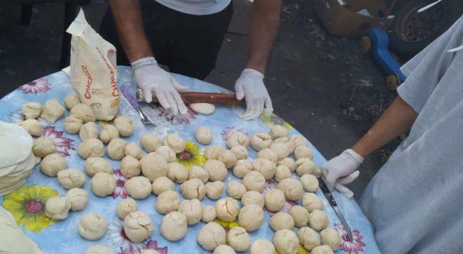 Emergencia sanitaria: la CTAA Rosario en los barrios
