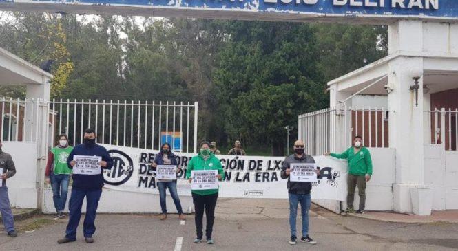 ATE Rosario exigió la reincorporación de lxs despedidxs por Macri