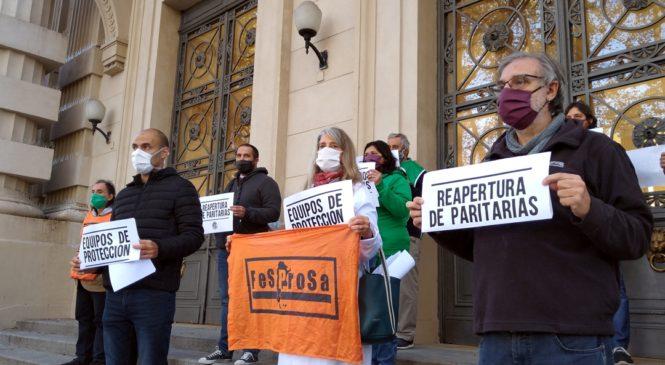 La CTAA entregó carta a Perotti por reapertura de paritarias y condiciones de trabajo
