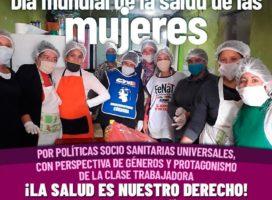 28M: Día Internacional de Acción por la Salud de las Mujeres