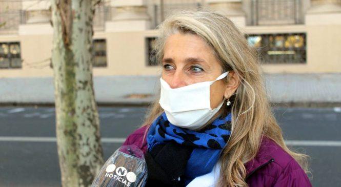 """Boriotti: """"Los trabajadores de la salud no necesitamos legitimación policial"""""""
