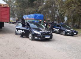 URGENTE: repudiamos el hostigamiento policial a trabajadores de Algodonera Avellaneda