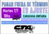 Caravana contra el ajuste de Perotti