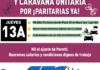 Paros, acciones y caravana unitaria contra el ajuste de Perotti