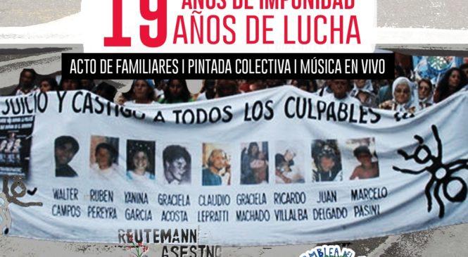 19 años de impunidad, 19 años de lucha
