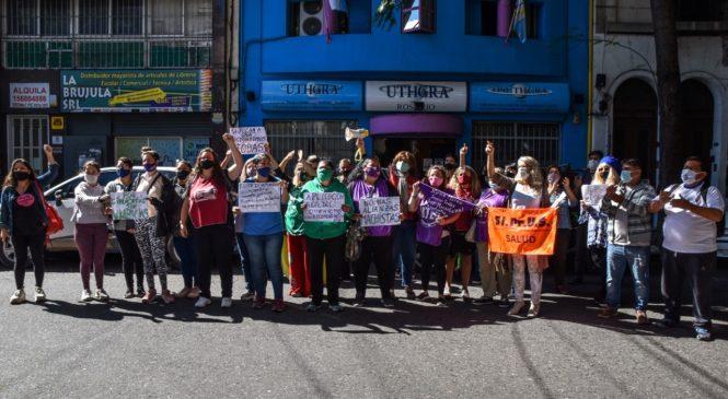 Solidaridad con Norma Mores y una interpelación al modelo sindical