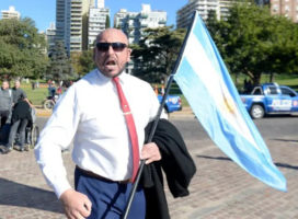Repudio a los ataques a la prensa por parte de manifestantes negacionistas