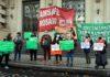 Semana de protesta de gremios estatales de CTAA